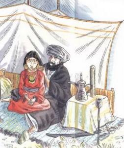 mohammed-and-aisha