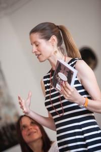 Heather Stimmler-Hall, author of NAUGHTY PARIS, tells all ;)