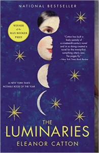 Eleanor Catton's Booker-Prize-winning novel is a romp--but worth all the time to read?